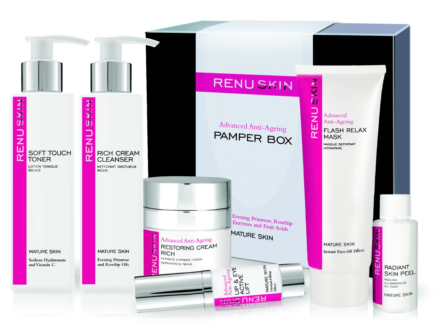 Renu Pamper Gift Box