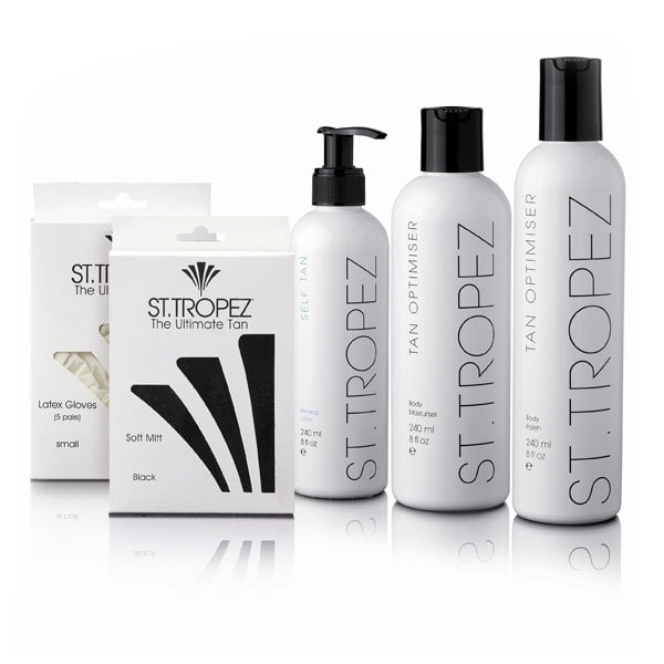 St Tropez Tanning Treatment