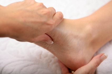 Reflexology Foot Treatment Taunton