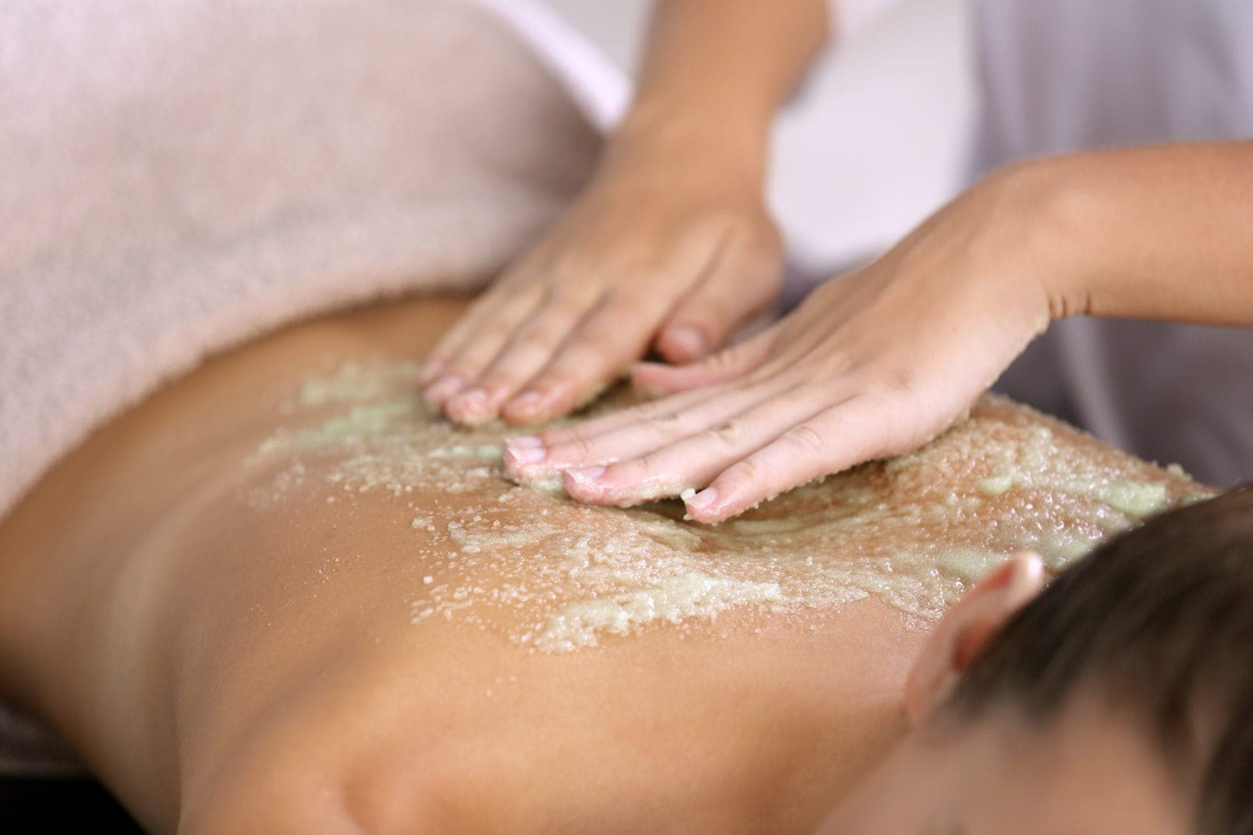 Luxury Back Treatment At Le Petit Sanctuary